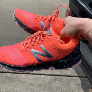 New Balance women's trail shoes